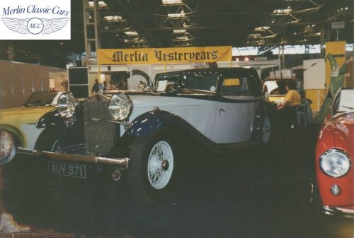 Delage D8S Show Photos 6