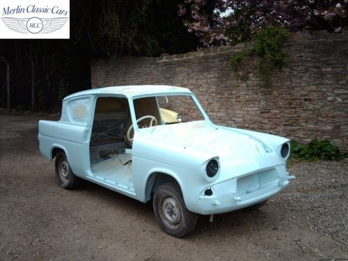 Ford Anglia Police Car From Heartbeat (11)