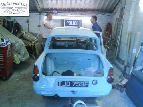 Ford Anglia Police Car From Heartbeat (4)