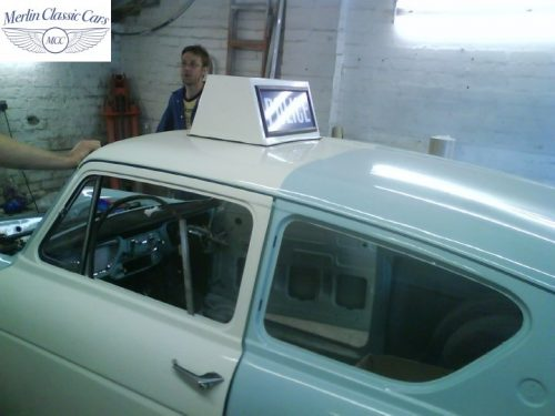 Ford Anglia Police Car From Heartbeat (5)