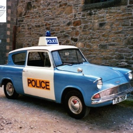 Ford Anglia Police Car From Heartbeat (7)