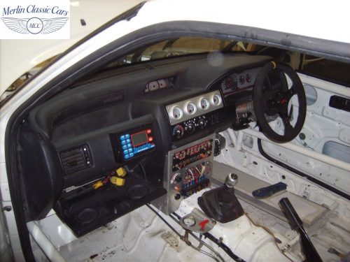 Ford Escort Cosworth Race Car 4
