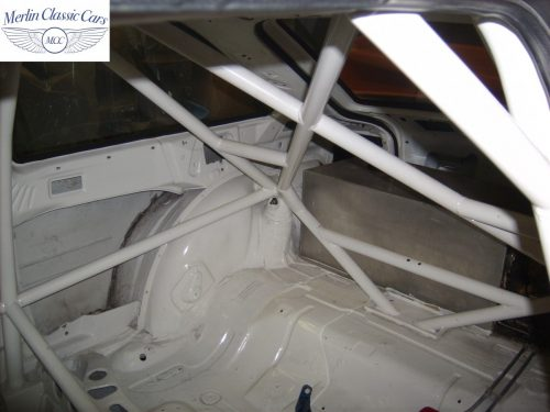 Ford Escort Cosworth Race Car 5