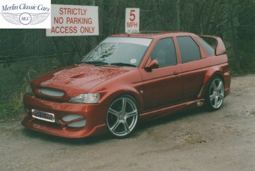 Ford Escort Styling & Paintwork 2