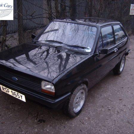 Ford Fiesta Respray & Styling MkI 2