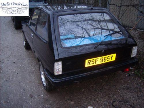 Ford Fiesta Respray & Styling MkI 4