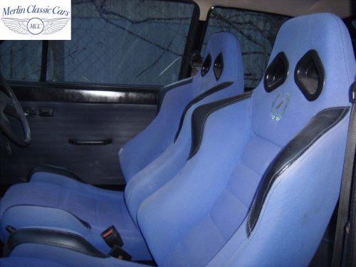 Ford Fiesta Respray & Styling MkI 6