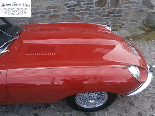 Jaguar E Type Series 2 For Sale 11