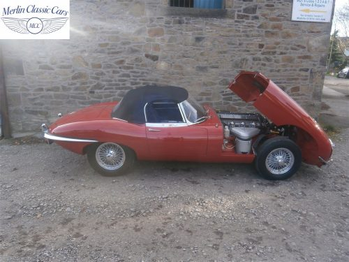 Jaguar E Type Series 2 For Sale 13