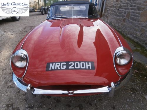 Jaguar E Type Series 2 For Sale 2
