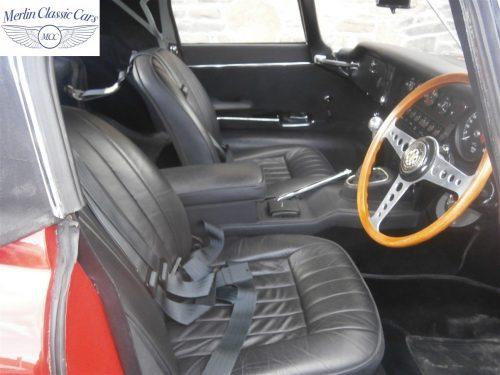 Jaguar E Type Series 2 For Sale 23