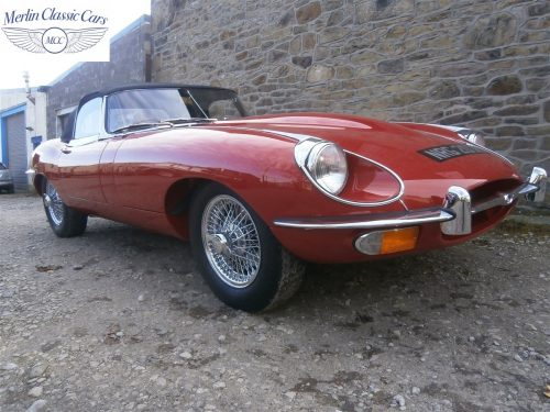 Jaguar E Type Series 2 For Sale 30