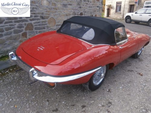 Jaguar E Type Series 2 For Sale 5