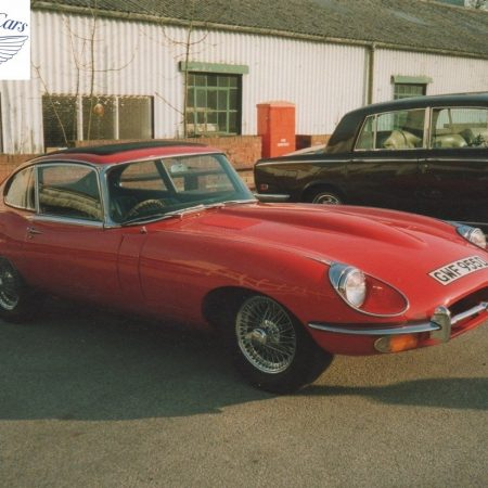 Jaguar E Type Series I 2