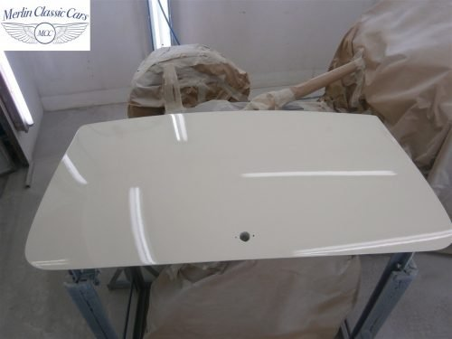 Jaguar SS Saloon Restoration 20