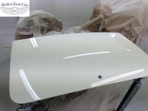 Jaguar SS Saloon Restoration 62