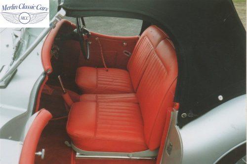 Jaguar XK120 Restoration 1