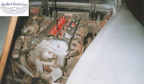 Jaguar XK140 Restoration 2