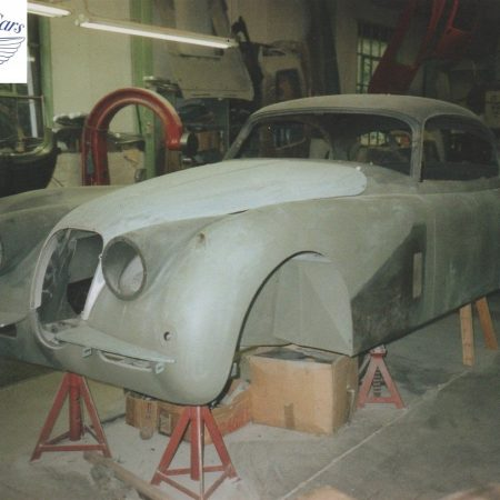 Jaguar XK150 Restoration 1