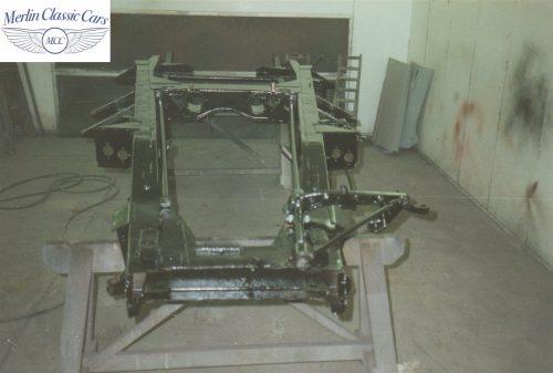 Jaguar XK150 Restoration 3