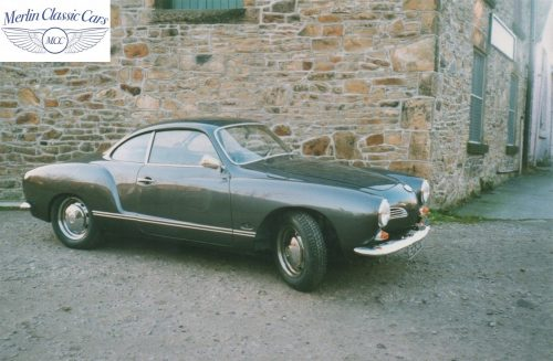 Karmann Ghia Restoration Photos 2