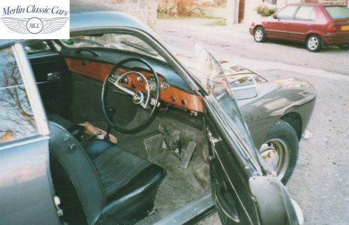 Karmann Ghia Restoration Photos 3