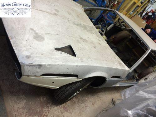 Lamborghini Metal Work 3