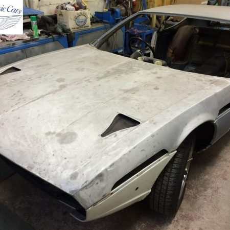 Lamborghini Metal Work 4