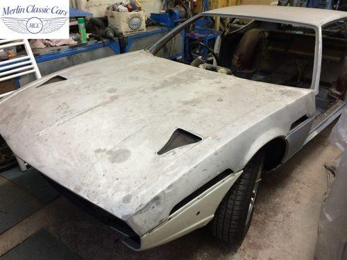 Lamborghini Metal Work 4