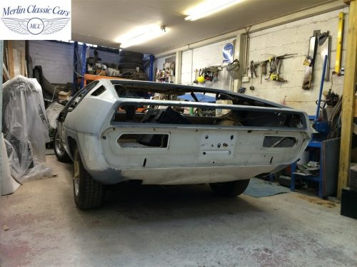 Lamborghini Metal Work