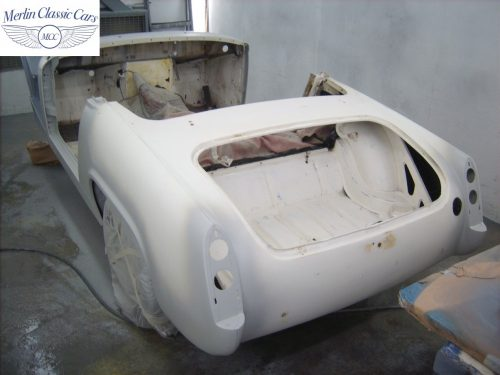 MG Midget Restoration & Paintwork 58
