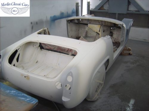 MG Midget Restoration & Paintwork 59