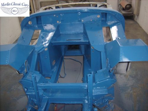 MG Midget Restoration & Paintwork 63