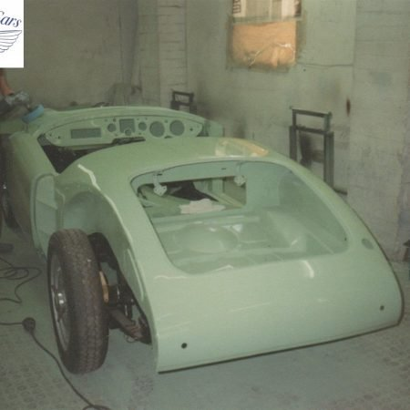MGA Restoration Twin Cam In Ash Green 2