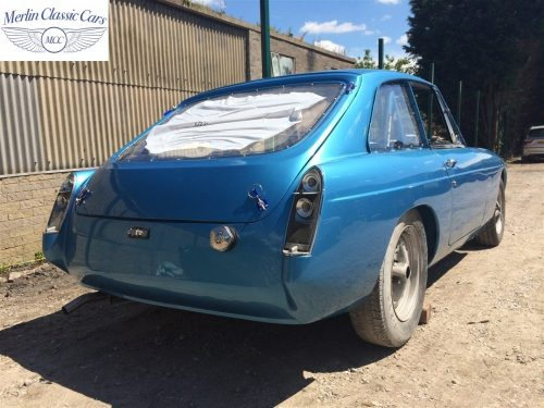 MGB GT Race Car Restoration 1967 71