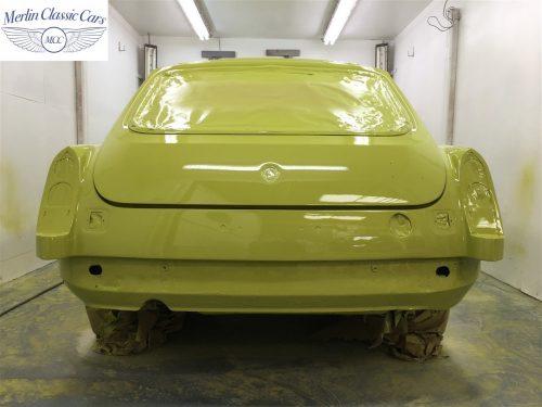 MGB V8 Restoration 5