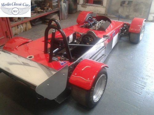 Mallock Race Car Paintwork & Later Colour Change Photos (4)