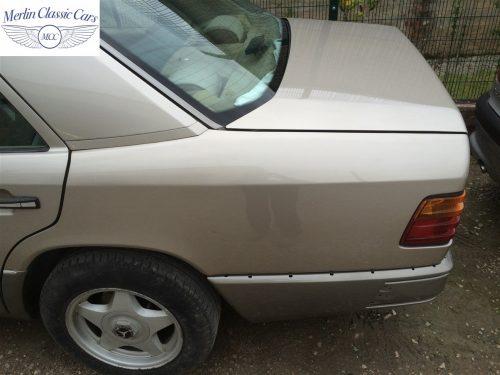 Mercedes 300E Accident Damage Repair Photos 6