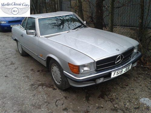 Mercedes 300SL 1