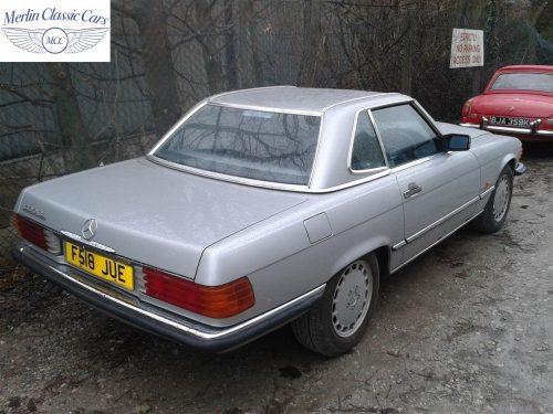 Mercedes 300SL 3