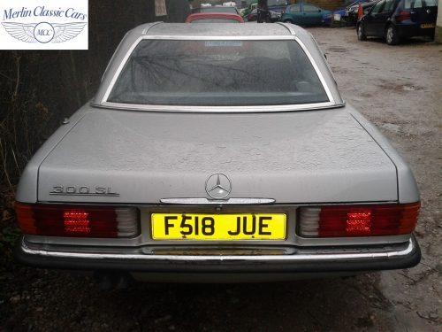 Mercedes 300SL 4