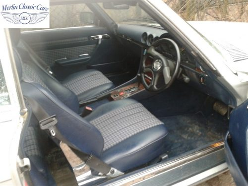 Mercedes 300SL 6