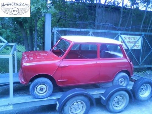 Mini Cooper Bare Metal Respray (1)