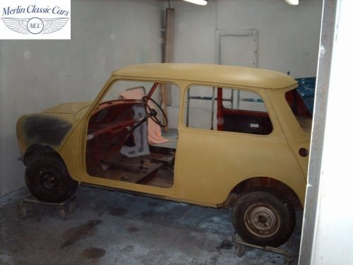 Mini Cooper Bare Metal Respray (6)