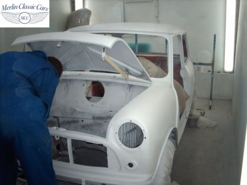Mini Cooper Bare Metal Respray (7)