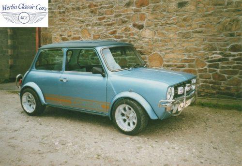 Mini Restoration Photos 1275 GT 1