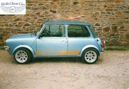 Mini Restoration Photos 1275 GT 3