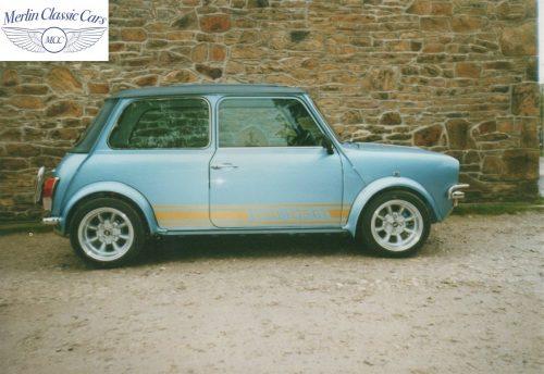 Mini Restoration Photos 1275 GT 9
