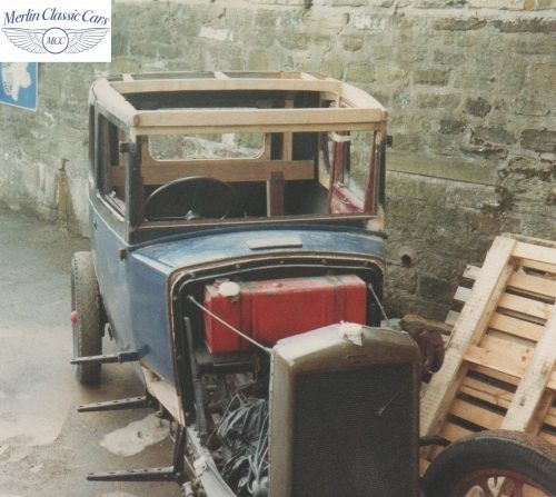 Morris Doctor Or Golfers Coupe All New Timber Framing 2