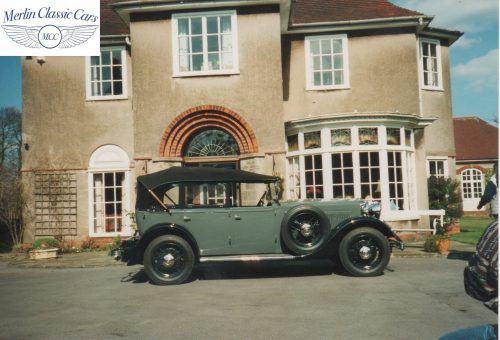 Morris Showcar For Earl's Court Restoration Photos 1934 Only One Of It's Kind (7)